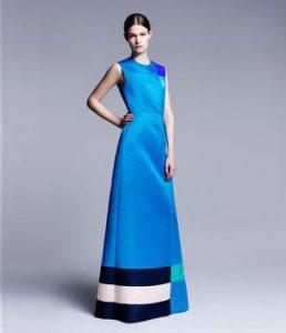 Шикарное платье от Roksanda Ilincic (Роксанда Илинчич)