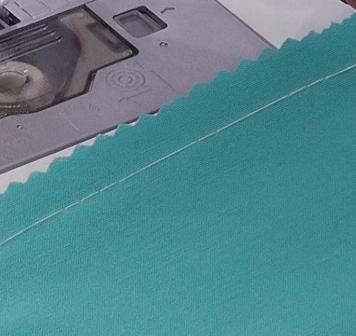 Обработка деталей кроя - как сметать детали на швейной машине