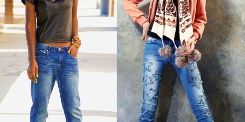 Видео-урок: Выкройка джинсов