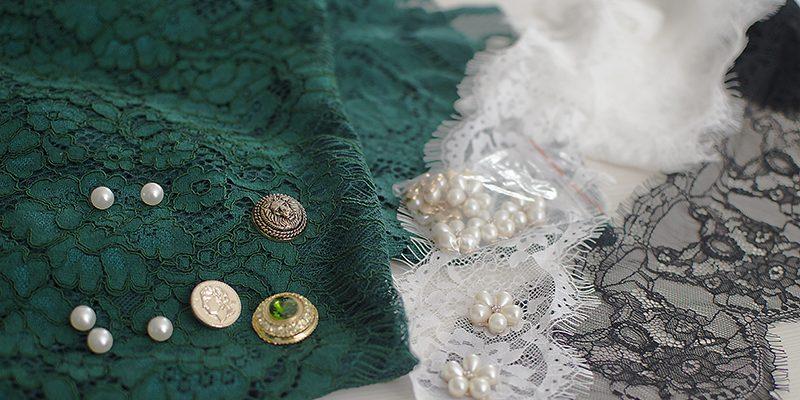 Заказы тканей и швейного приклада в интернет-магазинах. Плюсы и минусы