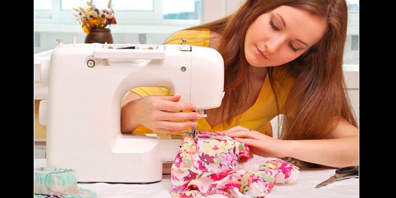 — Так ли трудно научиться шить?